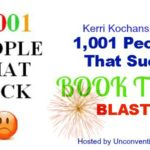 1001 People That Suck by Kerri Kochanski Book Blast!
