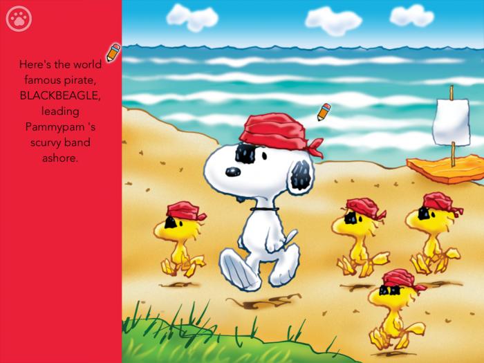 Storypanda Snoopy
