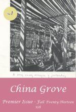 Hotlight Spotlight: China Grove Literary Journal