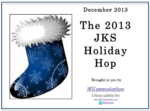JKS Holiday Hop and Gift Guide