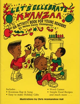 Let's Celebrate Kwanzaa by Helen Davis Thompson