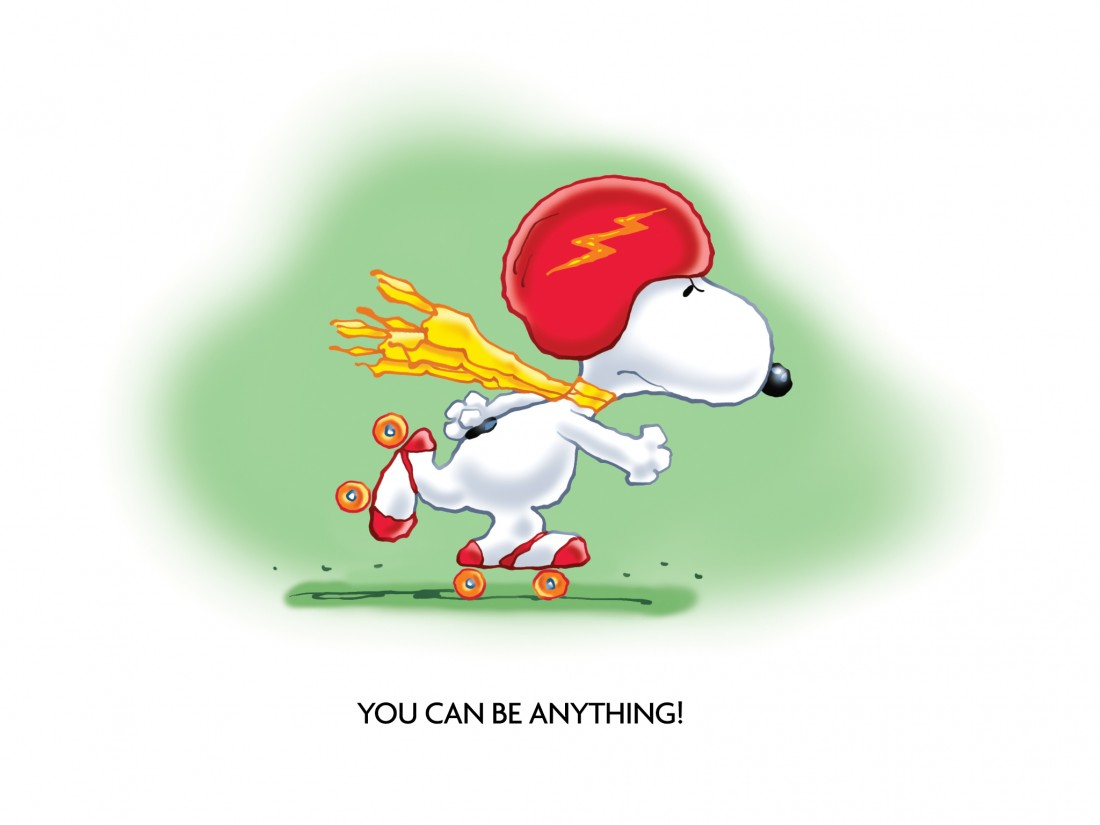 STORYPANDA Presents Snoopy: You Can Be Anything!
