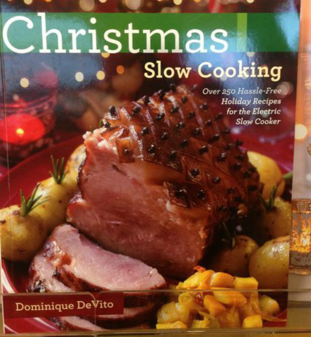 christmas slow cooking by dominique devito