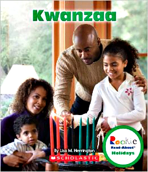Kwanzaa by Lisa M. Herrington