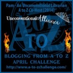 Presenting An Unconventional Alliance and the #atozchallenge