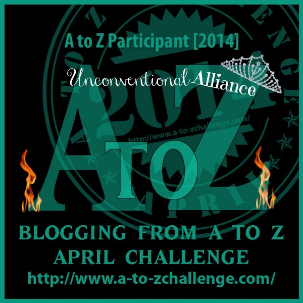 Blogging from A to Z: I Need Allies like Katniss #atozchallenge