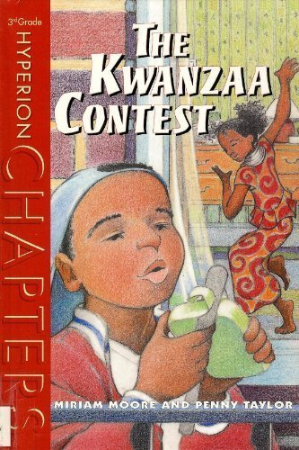 The Kwanzaa Contest by Miriam Moore and Penny Taylor