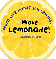 It's WAR: Lemonade War!  #Alex'sLemonade
