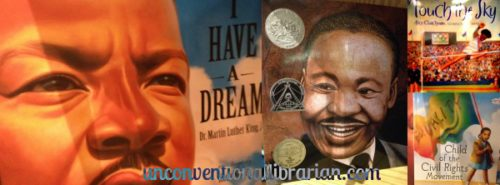 Martin Luther King & Civil Rights Books