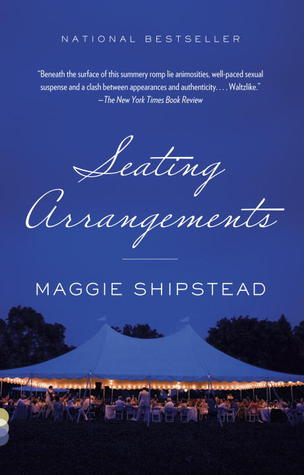 Towne Book Center Book Club: Seating Arrangements by Maggie Shipstead