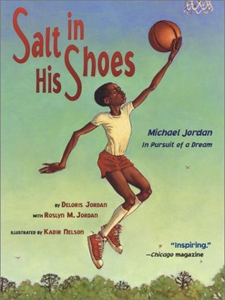 www.unconventionallibrarian.com Salt in His Shoes by Deloris and Roslyn Jordan