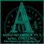 Blogging from #AtoZ Challenge Begins!