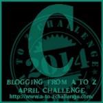 #AtoZ Challenge Letter C