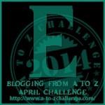 E #AtoZ Challenge