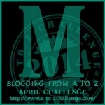 M is for The Missing #AtoZ Challenge