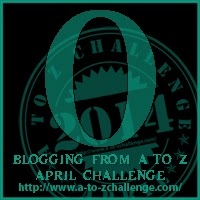 O is for Odd #AtoZ Challenge