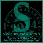 S is for SURVIVOR #AtoZ Challenge