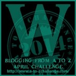 W is for Wipeout of the Wireless Weenies #AtoZ Challenge