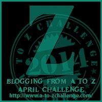Z End #AtoZ Challenge