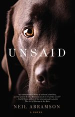 Towne Book Center Book Club Unsaid by Neil Abramson