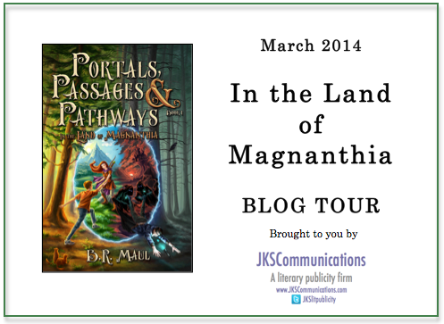 Portals, Passages and Pathways #BRMaul @brmaul_author @SamiJoLien