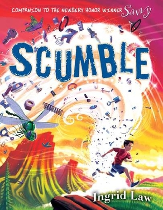 Tween Book Club Discusses Scumble by Ingrid Law