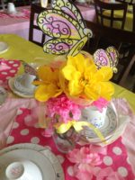 Bookish Tea Party Fun: Fancy Nancy