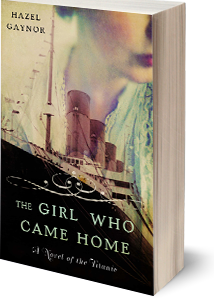 An Interview with The Girl who Came Home author Hazel Gaynor