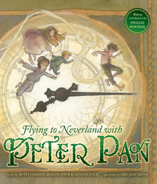 Bookish Tea Party Fun: Neverland and Peter Pan