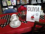 Bookish Tea Party Fun: It's Olivia!