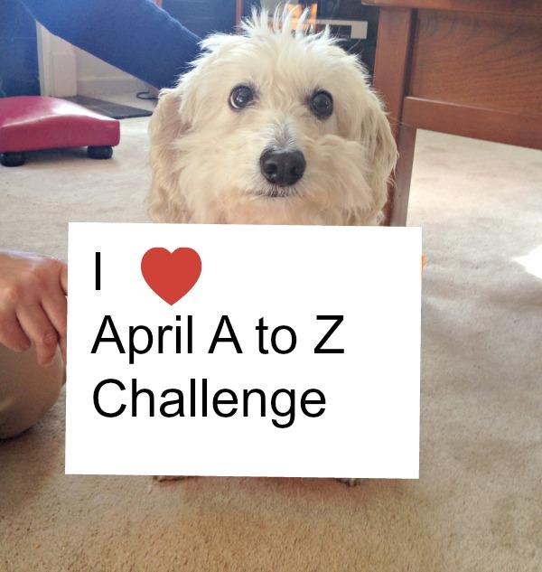 #AtoZchallenge Reflection: I'm Sad it's Over!