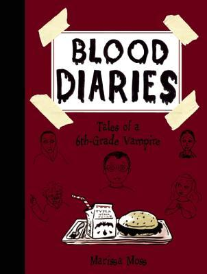 Blood Diaries by Marissa Moss