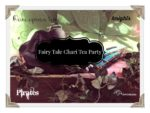 Calling All Princesses, Pirates, and Fairies: Attend a Tea Party Benefit Shot@Life