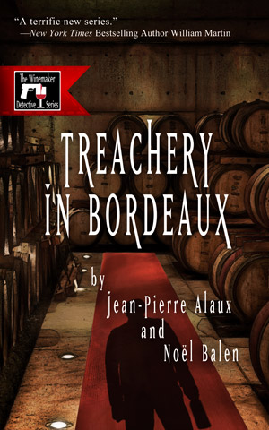 So This is Paris: Treachery in Bordeaux  #BEA14
