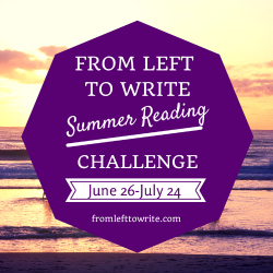 Summer Reading Challenge For Adults. I'm so IN. What about you?