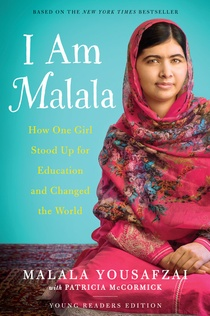 WANT: I am Malala book out soon for KIDS!
