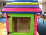 It's Official: Little Free Library installed at Pottstown Area Seniors Center