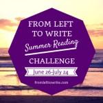#FLTW Summer Reading Challenge @fromleft2write