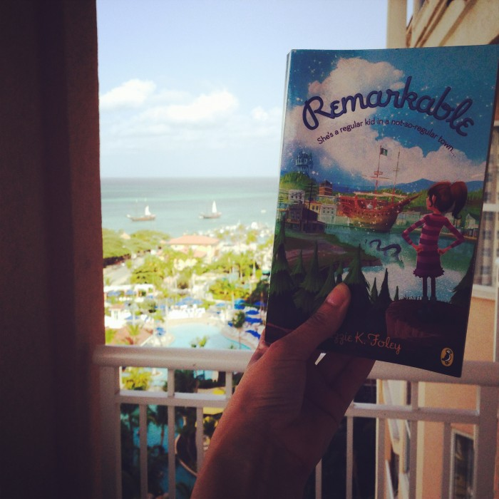 Remarkable by Lizzie K Foley and Pirates!