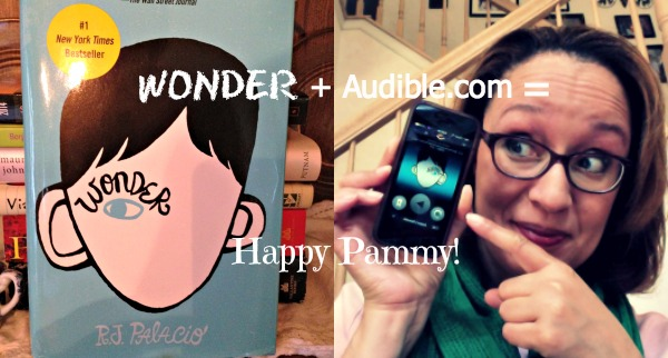What's In My Ear: Wonder + Audible.com