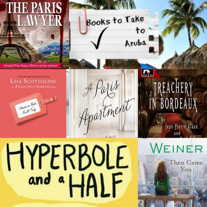 Books I'll Take on Vacation
