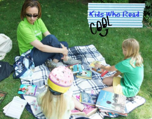I Love Having Friends Who Read: Kid Picnic Edition
