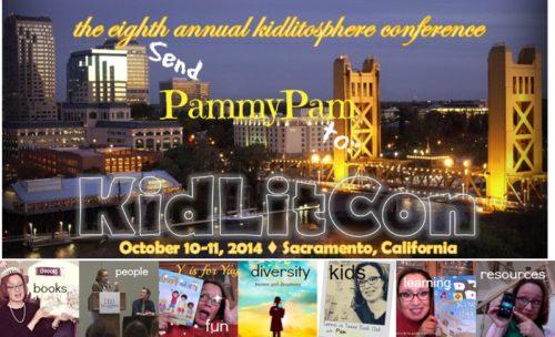 I'm Going to KidLitCon!