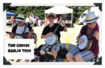 Banjos Plus Books Equals Mini Music Fest!