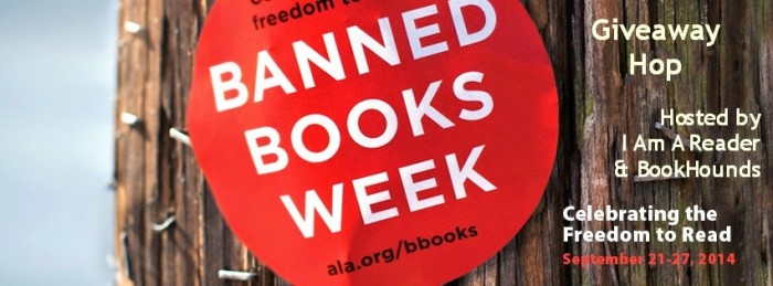 Banned Books Week Giveaway Hop!