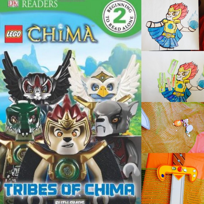 chima Collage