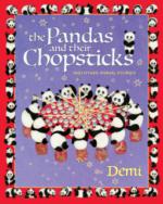 Pandas and Their Chopsticks by Demi