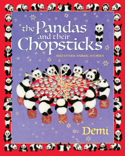 Pandas and Their Chopsticks by Demi