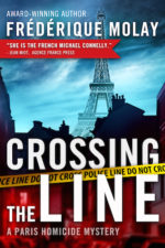 Crossing the Line by Frédérique Molay @LeFrenchBook