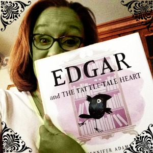 Halloween for the Littles: Edgar and the Tattle Tale Heart
